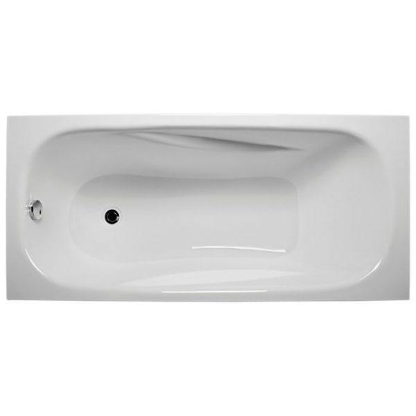 Фото товара Акриловая ванна 1MarKa Classic 130х70 без гидромассажа.