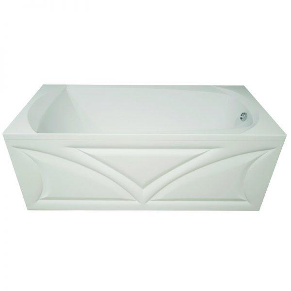 Акриловая ванна 1MarKa Elegance 140х70 без гидромассажа доступна к покупке по выгодной цене.