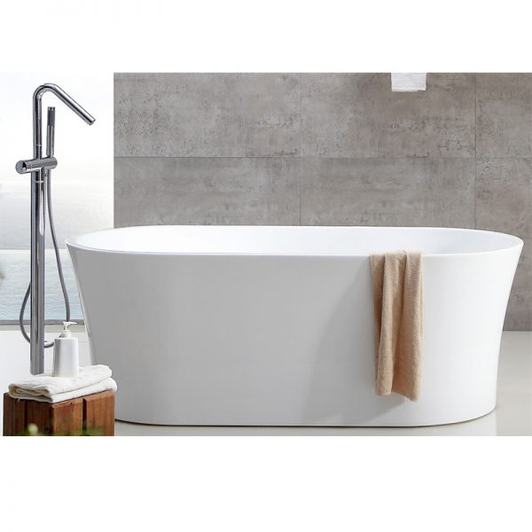 Акриловая ванна Abber AB9201-1.6 160х80 без гидромассажа доступна к покупке по выгодной цене.
