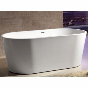 Фото товара Акриловая ванна Abber AB9203-1.4 140х70 без гидромассажа.