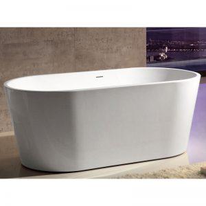 Фото товара Акриловая ванна Abber AB9203-1.5 150х80 без гидромассажа.