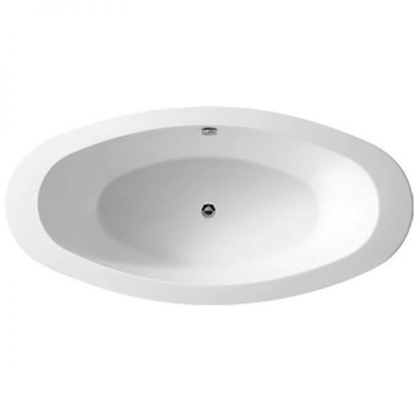 Фото товара Акриловая ванна Abber AB9206 185х91 без гидромассажа.