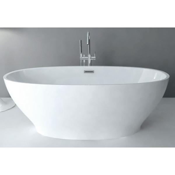Акриловая ванна Abber AB9207 165х80 без гидромассажа доступна к покупке по выгодной цене.