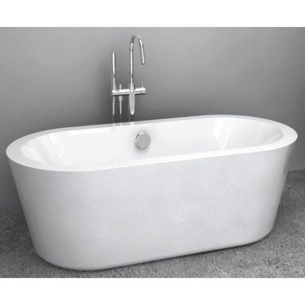 Акриловая ванна Abber AB9213 170х80 без гидромассажа доступна к покупке по выгодной цене.