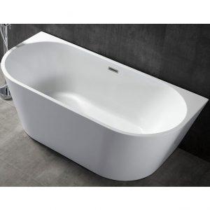 Фото товара Акриловая ванна Abber AB9216-1.5 150х80 без гидромассажа.
