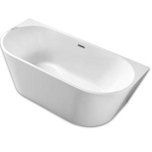 Фото товара Акриловая ванна Abber AB9216-1.7 170х80 без гидромассажа.