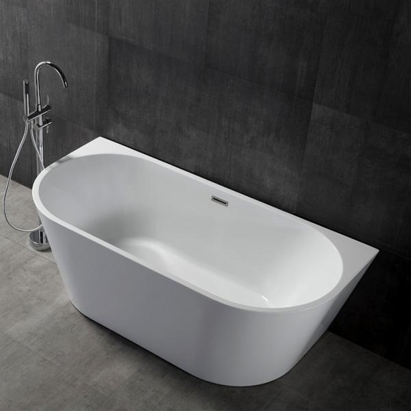 Акриловая ванна Abber AB9216-1.7 170х80 без гидромассажа доступна к покупке по выгодной цене.