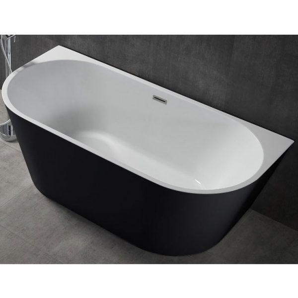 Фото товара Акриловая ванна Abber AB9216-1.7B 170х80 без гидромассажа.