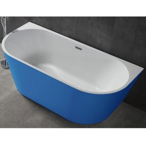 Фото товара Акриловая ванна Abber AB9216-1.7DB 170х80 без гидромассажа.