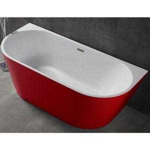 Фото товара Акриловая ванна Abber AB9216-1.7R 170х80 без гидромассажа.