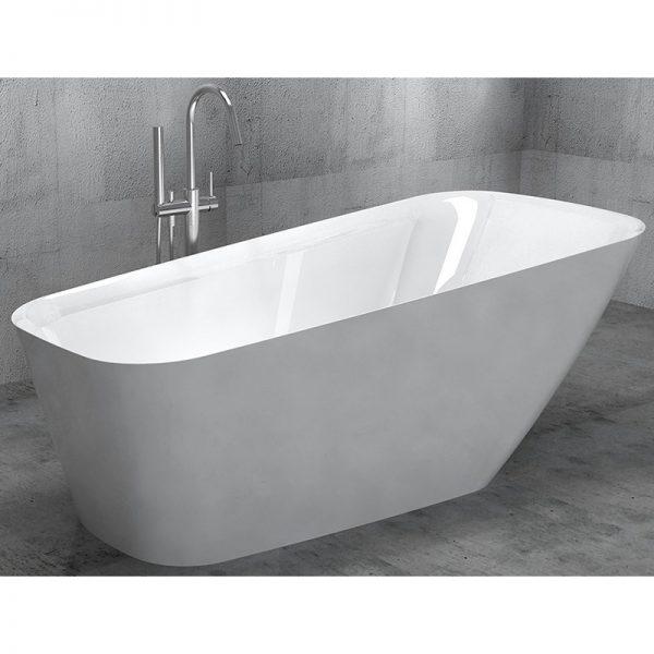 Акриловая ванна Abber AB9218 170х77 без гидромассажа доступна к покупке по выгодной цене.