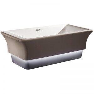 Фото товара Акриловая ванна Abber AB9221 170х85 без гидромассажа.