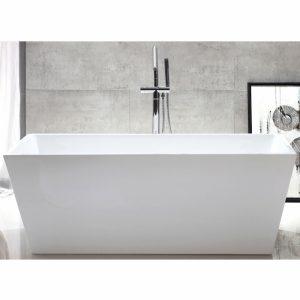 Фото товара Акриловая ванна Abber AB9224-1.5 150х80 без гидромассажа.
