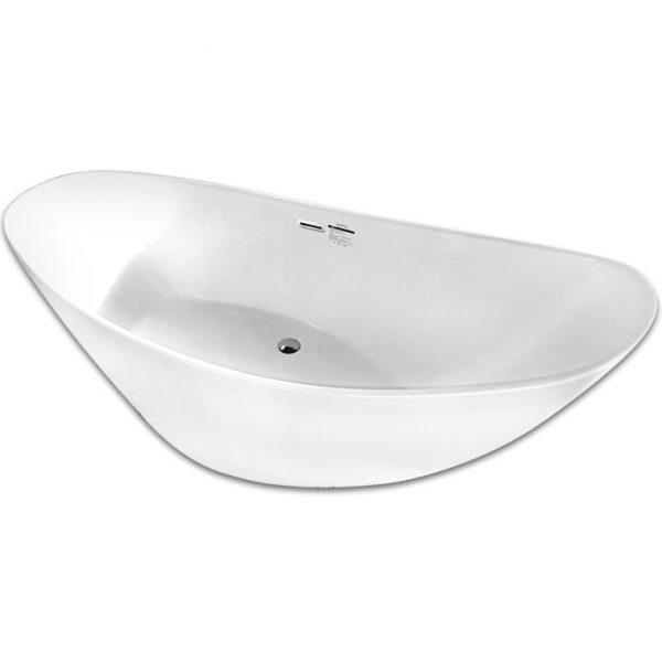 Фото товара Акриловая ванна Abber AB9233 184х79 без гидромассажа.