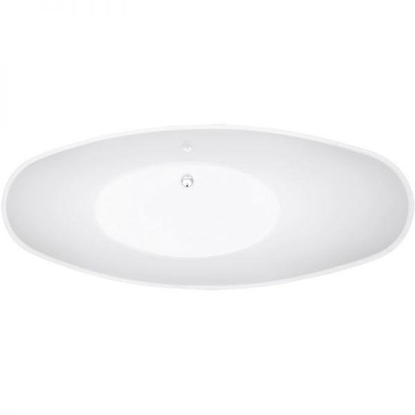 Акриловая ванна Abber AB9233DB 184х79 без гидромассажа доступна к покупке по выгодной цене.