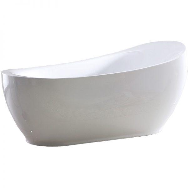 Фото товара Акриловая ванна Abber AB9235 180х90 без гидромассажа.