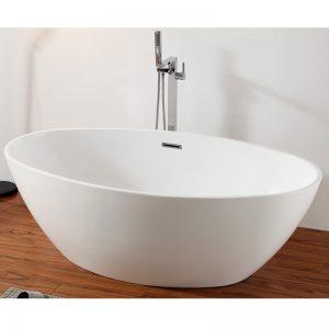 Фото товара Акриловая ванна Abber AB9249 175х100 без гидромассажа.