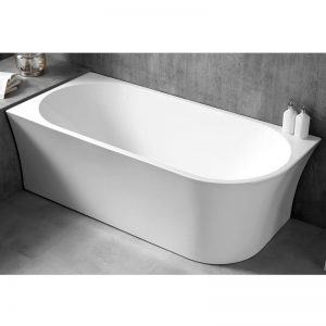 Фото товара Акриловая ванна Abber AB9257-1.7 L 170х78 без гидромассажа.