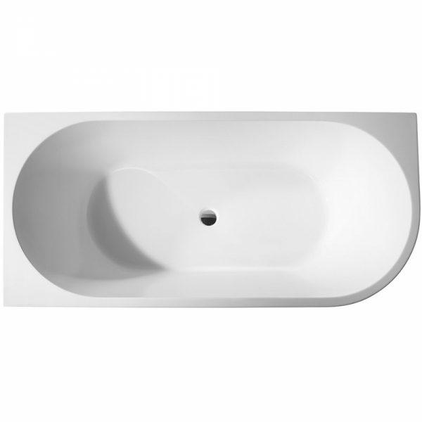 Акриловая ванна Abber AB9257-1.7 L 170х78 без гидромассажа доступна к покупке по выгодной цене.