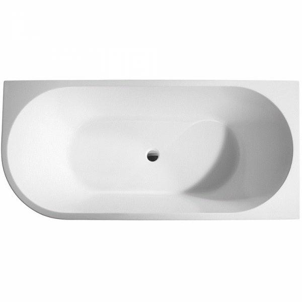 Акриловая ванна Abber AB9257-1.7 R 170х78 без гидромассажа доступна к покупке по выгодной цене.