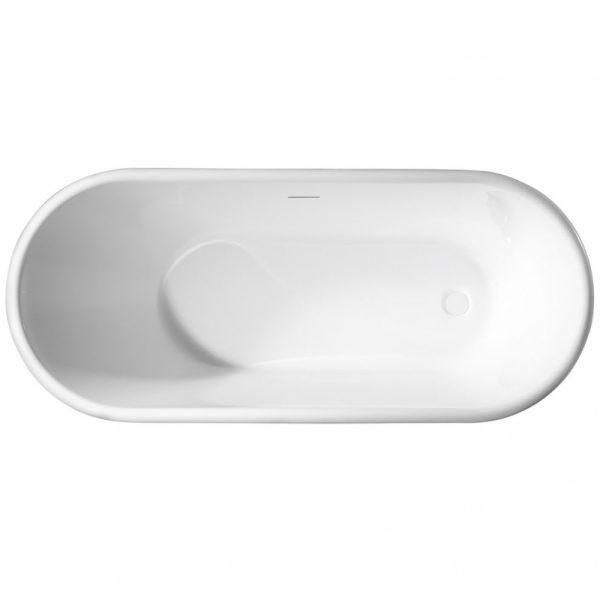 Акриловая ванна Abber AB9272-1.7 170х70 без гидромассажа доступна к покупке по выгодной цене.