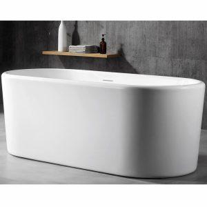 Фото товара Акриловая ванна Abber AB9272-1.7 170х70 без гидромассажа.