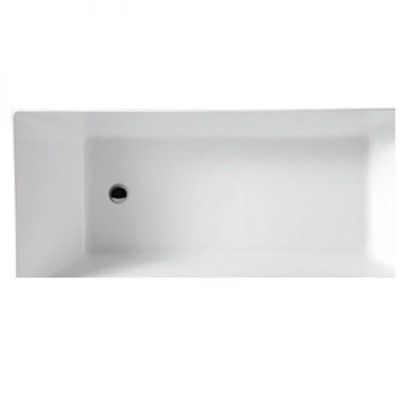 Фото товара Акриловая ванна Abber AB9274 170х75 без гидромассажа.