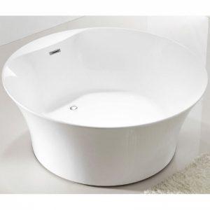 Фото товара Акриловая ванна Abber AB9278 150х150 без гидромассажа.