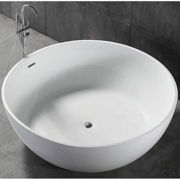 Фото товара Акриловая ванна Abber AB9279 150х150 без гидромассажа.