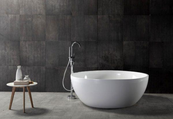 Акриловая ванна Abber AB9279 150х150 без гидромассажа доступна к покупке по выгодной цене.