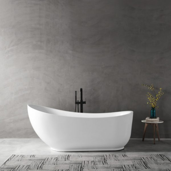 Акриловая ванна Abber AB9288 180х89 без гидромассажа доступна к покупке по выгодной цене.