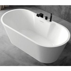 Фото товара Акриловая ванна Abber AB9299-1.7 170х80 без гидромассажа.