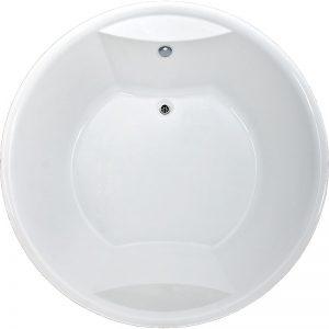 Фото товара Акриловая ванна Aima Design Omega New 180х180 без гидромассажа.