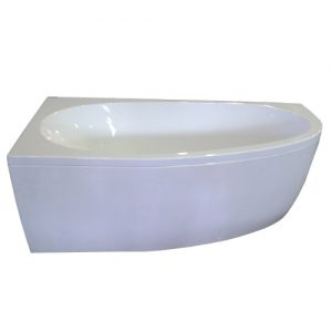 Фото товара Акриловая ванна Акватек Eco Friendly Дива 170х90 L Белая.