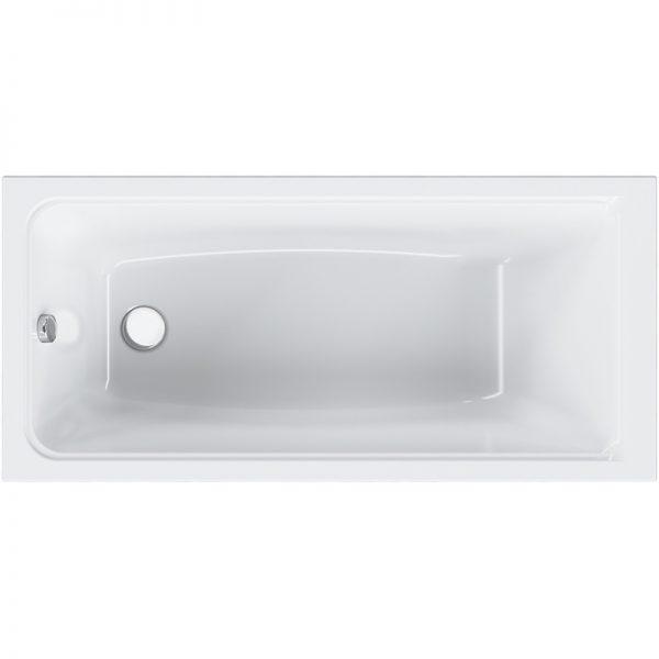 Фото товара Акриловая ванна AM.PM Gem 150х70 без гидромассажа.
