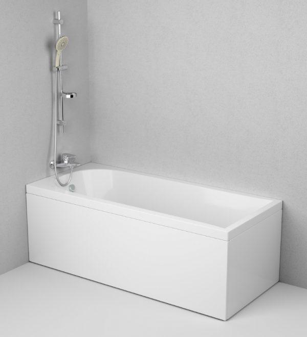 Акриловая ванна AM.PM Inspire 170х75 без гидромассажа доступна к покупке по выгодной цене.