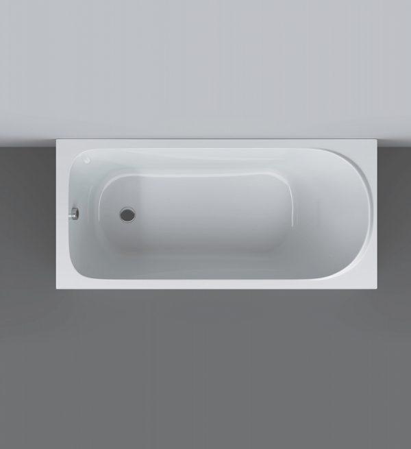 Акриловая ванна AM.PM Sense 150х70 W76A-150-070W-A без гидромассажа доступна к покупке по выгодной цене.