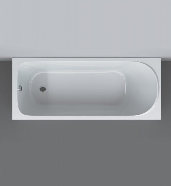 Акриловая ванна AM.PM Sense New 170х70 без гидромассажа доступна к покупке по выгодной цене.