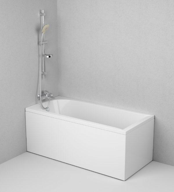 Акриловая ванна AM.PM Spirit 150х70 без гидромассажа доступна к покупке по выгодной цене.