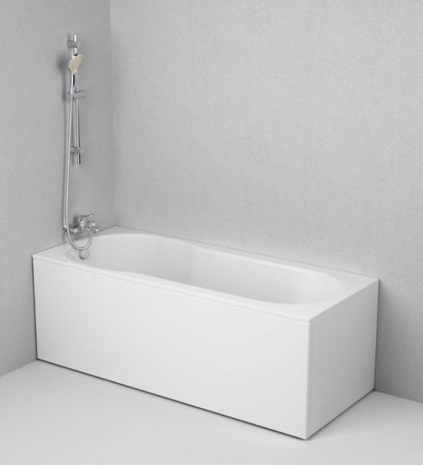 Акриловая ванна AM.PM X-Joy 170х70 W88A-170-070W-A без гидромассажа доступна к покупке по выгодной цене.