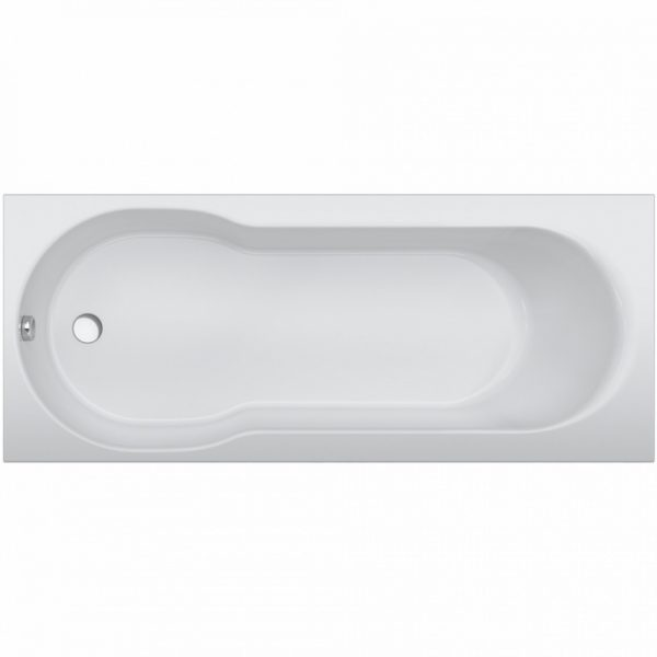 Фото товара Акриловая ванна AM.PM X-Joy 170х70 W88A-170-070W-A без гидромассажа.