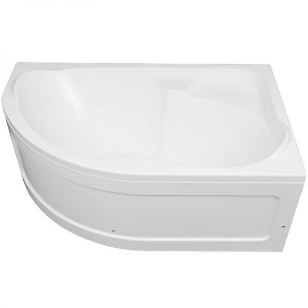Акриловая ванна Aquanet Allento 170х100 без гидромассажа L доступна к покупке по выгодной цене.