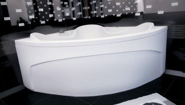 Акриловая ванна Aquanet Arona 150х150 без гидромассажа изображена на фото