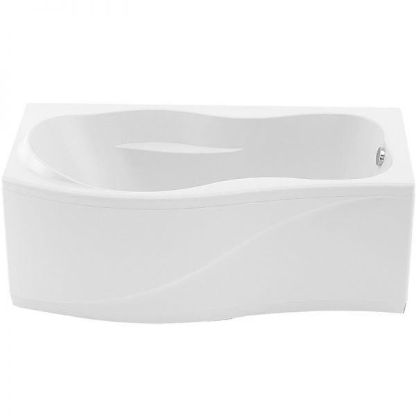 Акриловая ванна Aquanet Borneo 170х90 без гидромассажа L доступна к покупке по выгодной цене.