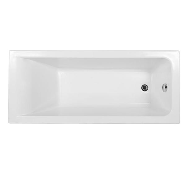 Фото товара Акриловая ванна Aquanet Bright 180х70 без гидромассажа.