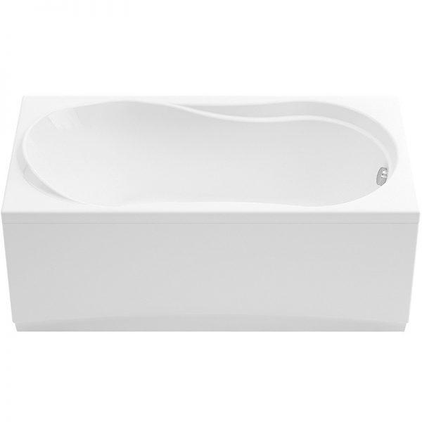 Акриловая ванна Aquanet Corsica 170х75 без гидромассажа доступна к покупке по выгодной цене.
