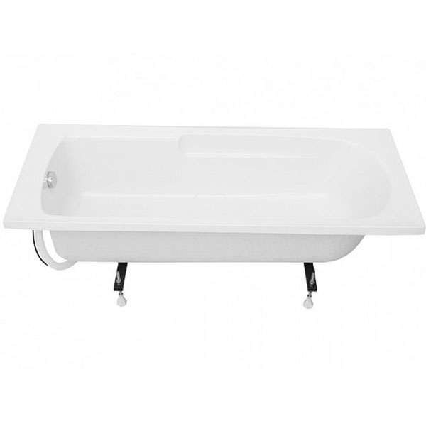 Акриловая ванна Aquanet Extra 170х70 00203931 без гидромассажа изображена на фото