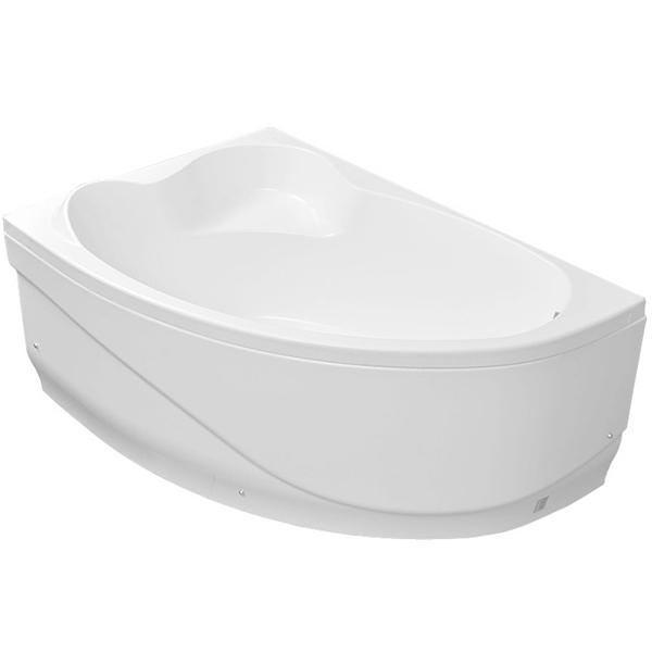 Акриловая ванна Aquanet Mayorca 150х100 без гидромассажа L изображена на фото