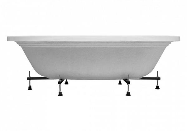 Акриловая ванна Aquanet Mishel 190х115 без гидромассажа изображена на фото