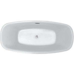 Фото товара Акриловая ванна Aquanet Pleasure 150х72 без гидромассажа.
